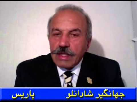 Jahangir Shadanlou  *  24 June 2013 * Persian TV * Mardom TV usa