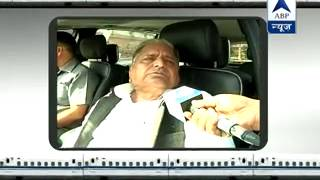 Mulayam SIngh Yadav on Rail Budget: Focus to complete pending projects - ABPNEWSTV