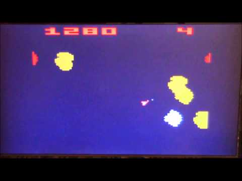 JPP   Extra Life Day 1   Air Raid & Asteroids Atari 2600 110113