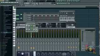 FL Studio: How to Sidechain using Peak Controller and Compression *BEST WAY*. Видео из игры ...