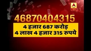 NEW Scam: Here is ANOTHER NIRAV MODI of Surat, did scam worth Rs 46870404315 - ABPNEWSTV