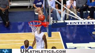 John Wall Drops 40 At Kentucky Alumni Game