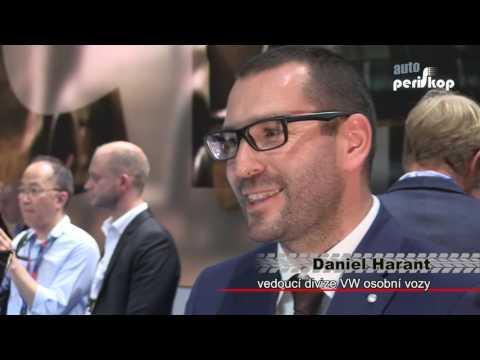 Autoperiskop.cz  – Výjimečný pohled na auta - VIDEO – novinky Volkswagen na světovém autosalonu v Paříži 2016