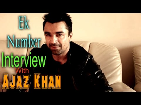 Interview with Bigg Boss contestant Ajaz Khan
