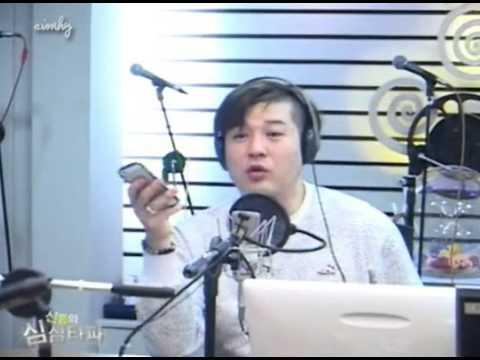 130416 Super Junior Donghae Rap for Shindong SSTP