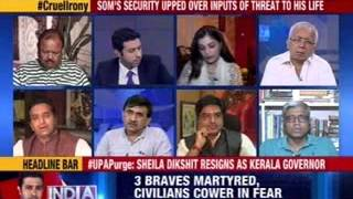Nation at 9: 'Rioter' protected, 'victims' betrayed - NEWSXLIVE