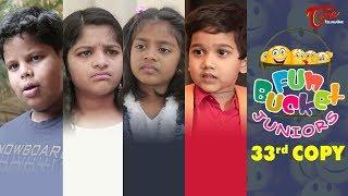Fun Bucket JUNIORS | Episode 33 | Kids Funny Videos | Comedy Web Series - TELUGUONE