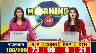Assembly elections result 2018: MNF declared winner of Mizoram - ZEENEWS
