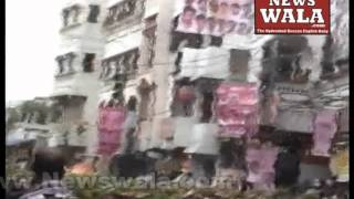 Bonalu 2014 at Lal Darwaza -- CM KCR, and daughter Kavitha attended - THENEWSWALA