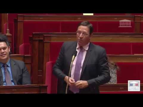 Le député P.Gomès interroge la ministre des Outre-mer sur l