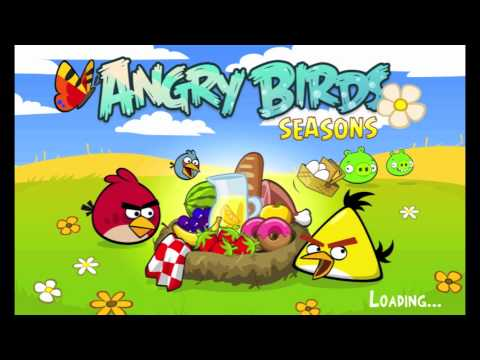 Angry birds seasons Summer pignic theme song