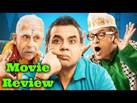 Movie Review - Dharam Sankat Mein