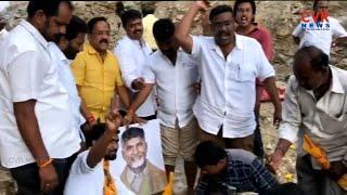 Handri-Neeva Project Water Enter in Madanapalle | Chittoor district | CVR News - CVRNEWSOFFICIAL