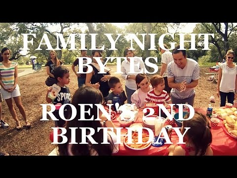 Family Night Bytes - Roen