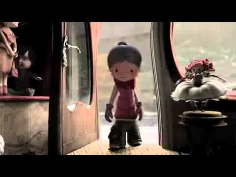 Pixar - Creepy Short Film By Rodrigo Blaas