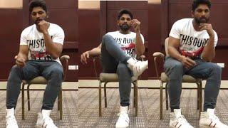 Allu Ajun Stylish Dance Practice Video | #HappyBirthdayAlluArjun - TFPC