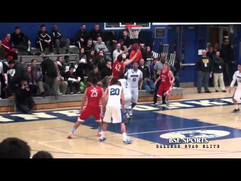 JP Macura Nasty Dunk On Team Scores 48pts Hopkins vs Lakevil