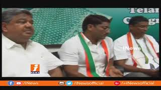 Why Telangana Congress Leaders Disappoint Over Khuntia as Party Incharge? | iNews - INEWS