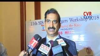 11th SISA Live Surgery Workshop 2018 | Dr. K. Raghuveer Reddy | CVR NEWS - CVRNEWSOFFICIAL