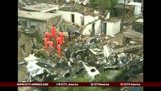 See the news report video by Taiwan air tragedy: Dozens of bodies recovered