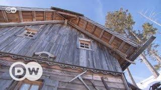 An alpine chalet, restored | DW English - DEUTSCHEWELLEENGLISH