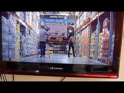 Az America S1001 Wifi/ SKS/ IksE IP/TV abrindo ceu