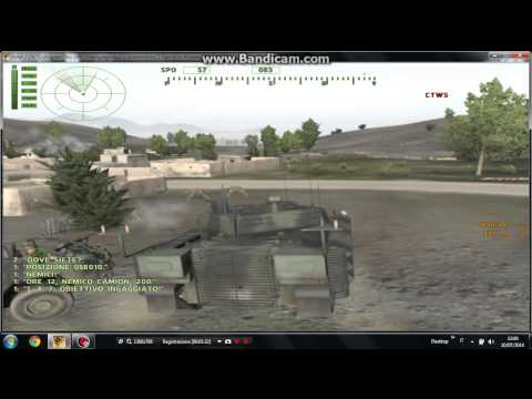 arma 2 operation arrowhead inqursione di carri armati!?! OK!