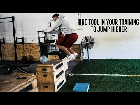 One Tool In Your Training To Jump Higher