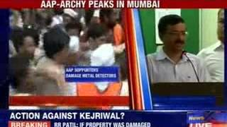 Arvind Kejriwal: Both Congress, BJP corrupt, Indians need a change - NEWSXLIVE
