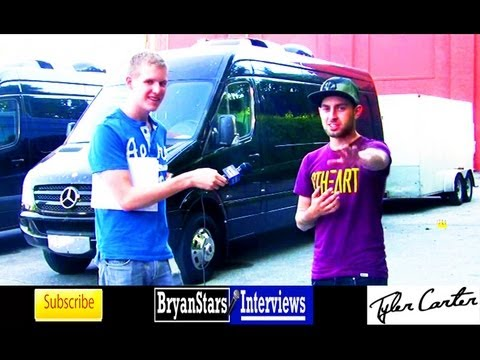 Tyler Carter Responds Woe Is Me Interview 2012