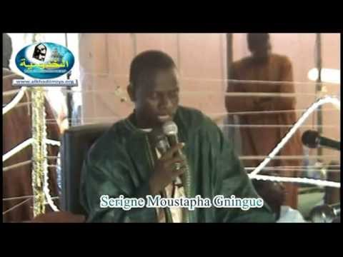 HADIAT XASSAIDI (Serigne Moustapha Gningue) JOURNEE KHASSAIDES DE THIES EDITION 2013