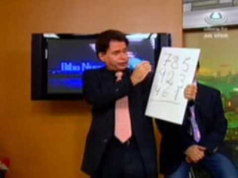 COMO GANHAR NA LOTERIA (KARDINI na TV - 24/04/2009)