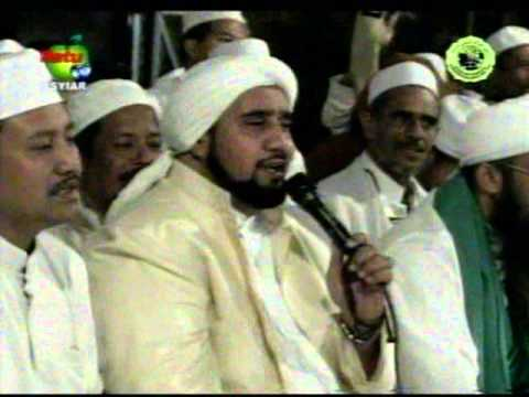Qosidah Padang Bulan oleh Al Habib Syech bin Abdul Qodir Assegaf (Malang, 15 September 2012)