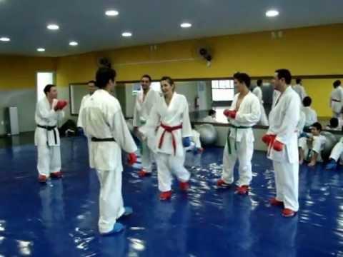 Karate Indaiatuba-SP, Academia Seikou