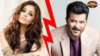 Anil – Aishwarya Not Getting Along Well With Each Other | Bollywood News - ZOOMDEKHO