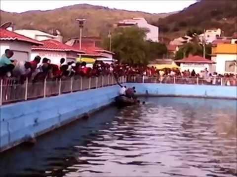 MORTE POR AFOGAMENTO NO TANQUE DA NAÇÃO EM ITIÚBA-BA
