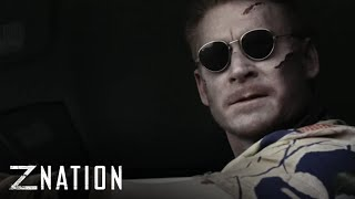 Z NATION | Season 5, Episode 3: Peace Out | SYFY - SYFY