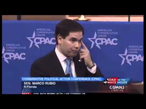TV Commercials Marco Rubio CPAC 2015 Full Speech