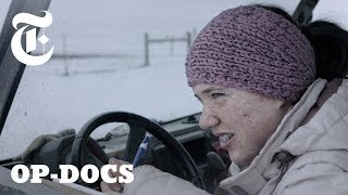 Calving Season: Life and Death On a Montana Cattle Ranch | Op-Docs - THENEWYORKTIMES