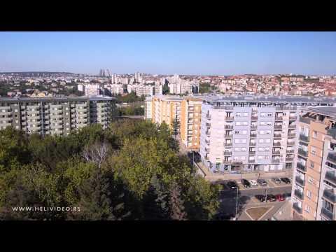 Naselje Stepa Stepanovic snimci iz vazduha 08.09.2013.