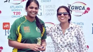 Telangana Girl Selected For USA Cricket Team