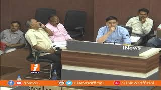 YCP Creates Ruckus In Rajahmundry Council Meeting   iNews - INEWS