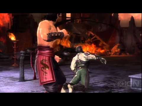 Mortal Kombat: Liu Kang Story Video