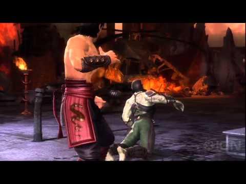 Mortal Kombat: Liu Kang Story Video