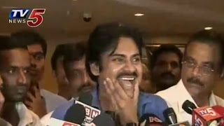 Pawan Kalyan Sarcastic Comments on KCR and Kavitha : TV5 News - TV5NEWSCHANNEL