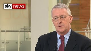 Benn: 'The risk of a No-Deal Brexit has only been delayed' - SKYNEWS