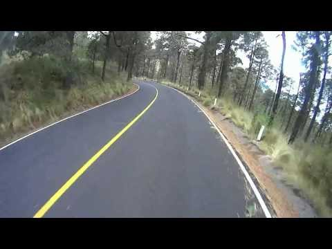 Descenso en bicicleta de Paso de Cortés