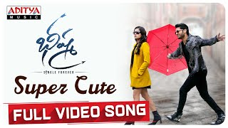 Super Cute Full Video Song | Bheeshma Movie | Nithiin, Rashmika| Venky Kudumula | Mahati Swara Sagar - ADITYAMUSIC