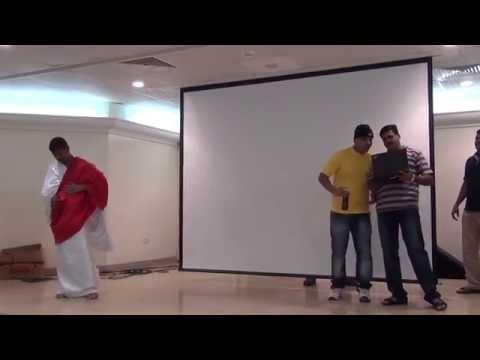Tamil Christian Choreography - New Vision Tamil Church - Abu Dhabi