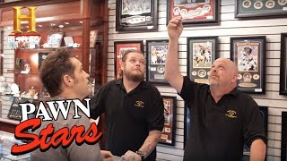 Pawn Stars: $1000 Federal Reserve Star Note (Season 14) | History - HISTORYCHANNEL